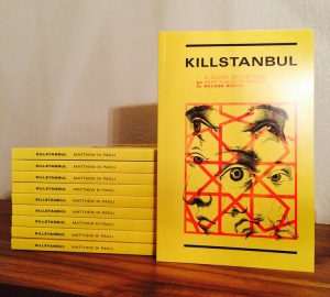 killstanbul book